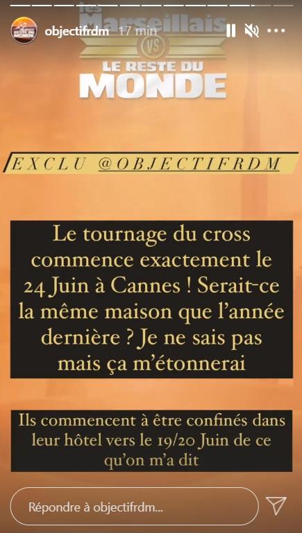 Les Marseillais vs le Reste du Monde 6 : Ligne de départ, lieu de tournage... On vous dit tout !