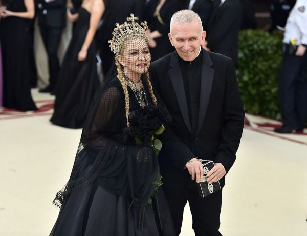 Madonna : Elle dévoile un look sexy pour le retour de Jean-Paul Gaultier