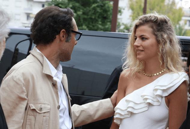 Nicolas Bedos présente officiellement sa nouvelle compagne Pauline Desmonts