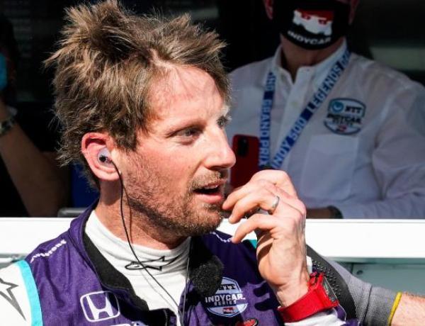 Romain Grosjean victime d'un nouvel incendie, les images sont très impressionnantes !