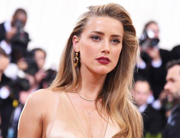 Amber Heard maman : Elle dévoile le visage et le prénom de sa fille !