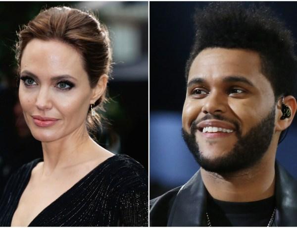 Angelina Jolie en couple avec The Weeknd ? Ce dîner qui fait parler !