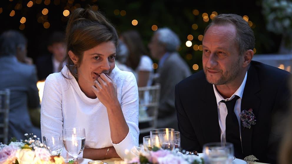 Chiara Mastroianni et Benoît Poelvoorde