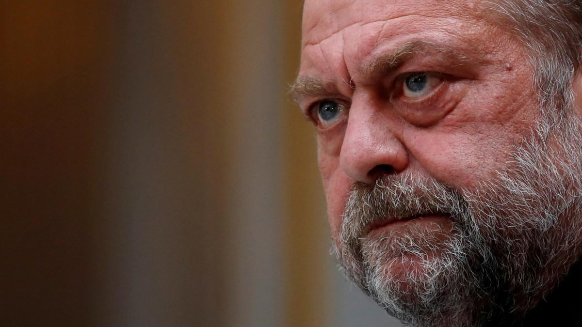 Éric Dupond-Moretti : Que signifie la mise en examen du ministre pour prise illégale d'intérêts ?