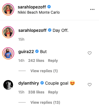 Sarah Lopez et Julien Guirado en couple ? Ces photos et commentaires qui intriguent