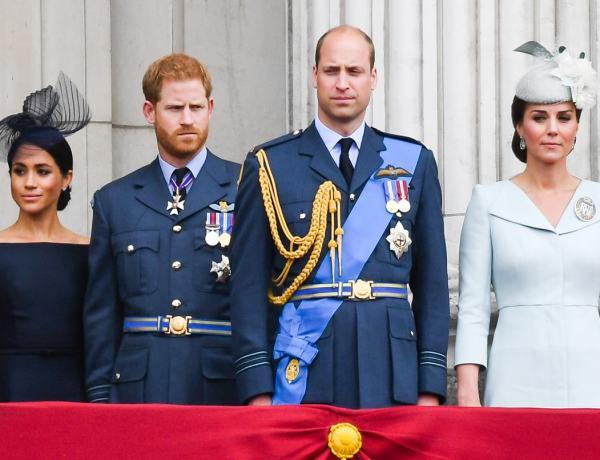 Le prince William et Kate Middleton : Leur beau geste pour Meghan Markle !
