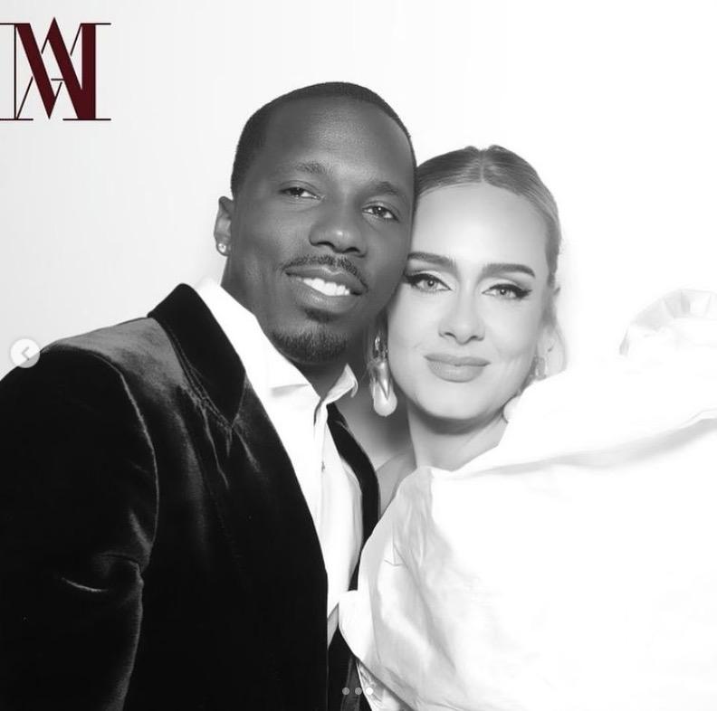Adele amoureuse : la chanteuse dévoile enfin le visage de son chéri sur Instagram