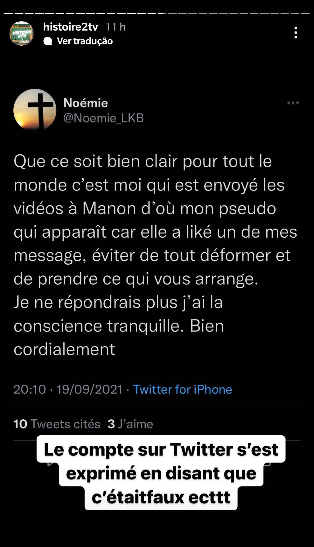 Manon Marsault suit-elle Carla Moreau avec un faux compte ? La rumeur enfle !