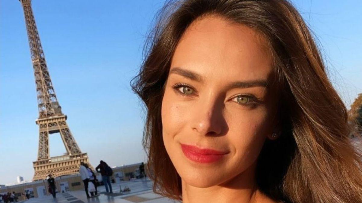 Marine Lorphelin impatiente de rejoindre son fiancé : » Mon projet c'est d'être heureuse «