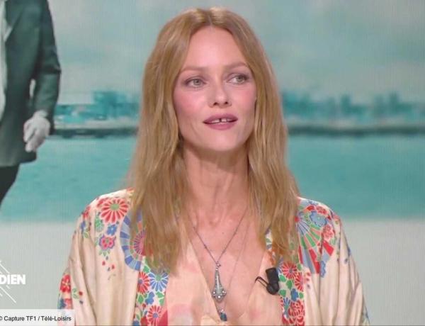 Quotidien : Quand Vanessa Paradis recadre Yann Barthès «Je ne suis pas ivrogne»
