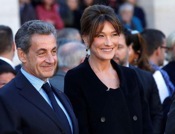 Nicolas Sarkozy condamné : Carla Bruni partage un cliché en guise de soutien