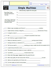 FREE Differentiated Worksheet for the Bill Nye - The ...