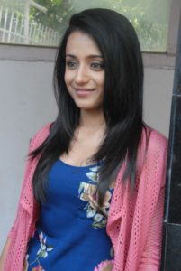 Trisha Krishnan Measurements, Height, Weight, Bra Size, Age, Wiki, Affairs