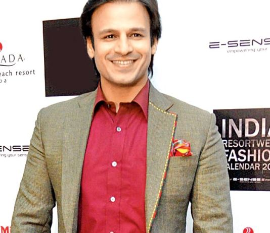 Vivek Oberoi Height, Weight, Body stats, Wiki