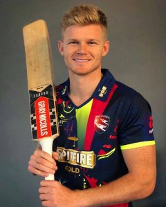 Sam Billings Height, Weight, Body stats, Wiki