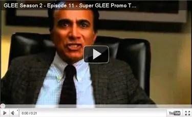 Glee Season 2 Episode 11