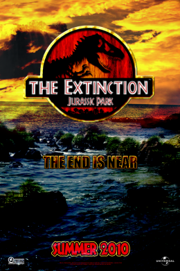 Jurassic Park 4 Fanmade Movie Posters and Trailer ...