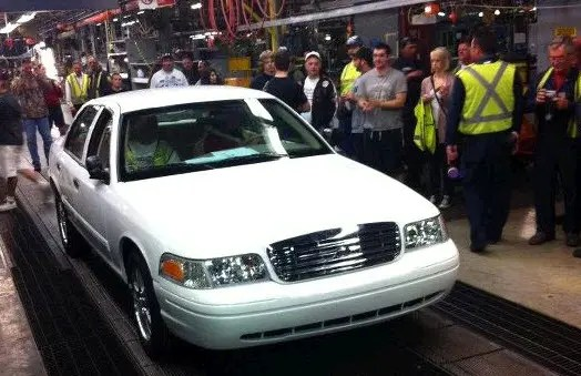 Last Ford Crown Victoria Ends Production | Starmometer