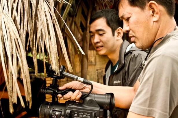 Patrol ng Pilipino Ryan Chua works with Cannes Best Director Dante Brillante Mendoza_1.
