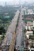 Commonwealth Ave. during the 09.30.2012 Run, Ride & Roll for the Pasig River by Doy Ongleo (2)