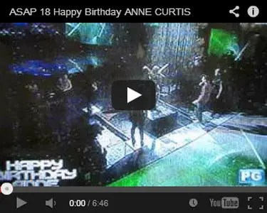 Anne Curtis Controversial Number