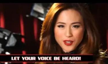 Toni Gonzaga The Voice