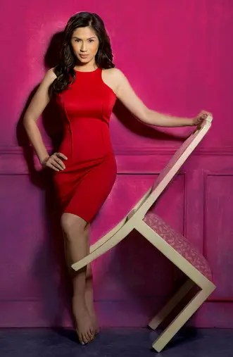 Diana Zubiri for Flawless 2