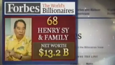 Forbes Henry Sy