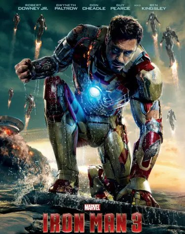 IronMan3 Poster