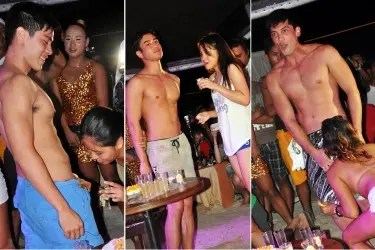 Boracay Bodies - body shots episode