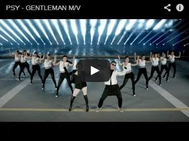 Psy MV