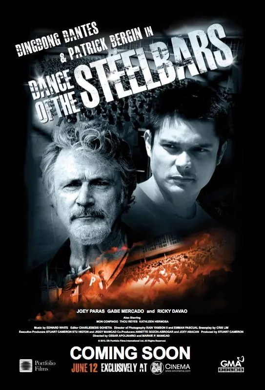 'Dance of the Steelbars' Starring Dingdong Dantes - Movie ...
