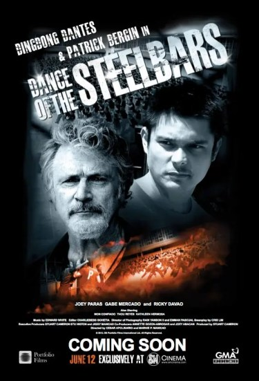 'Dance of the Steelbars' Starring Dingdong Dantes - Movie ...