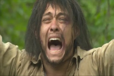 Enrique Gil portrays the role of Juan Ponce Enrile in MMK_01
