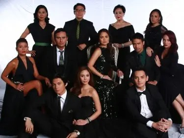 Huwag Ka Lang Mawawala Cast