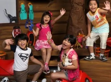 One Day Isang Araw Kids