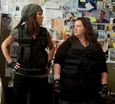 The Heat Sandra and Melissa