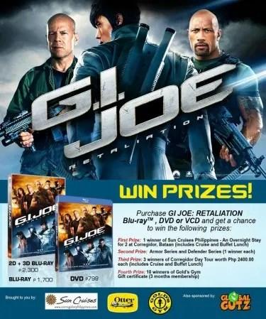 GIJoe promo poster