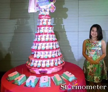 Barbie-and-her-Cake