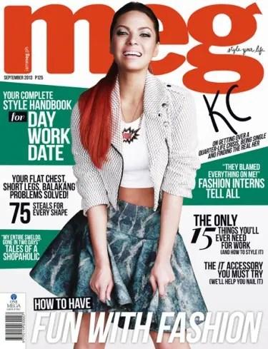 •Cover [KC]meg_2013 Septemberfinal.indd