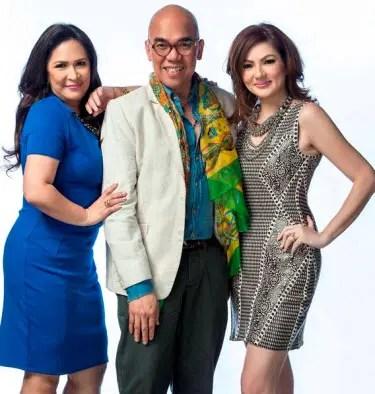 Buzz ng Bayan hosts
