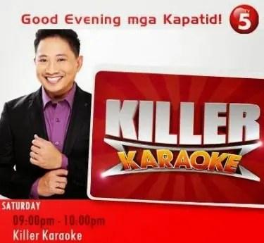 Killer Karaoke Pinoy Naman