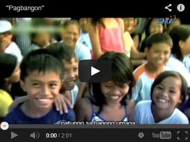 Pagbangon MV