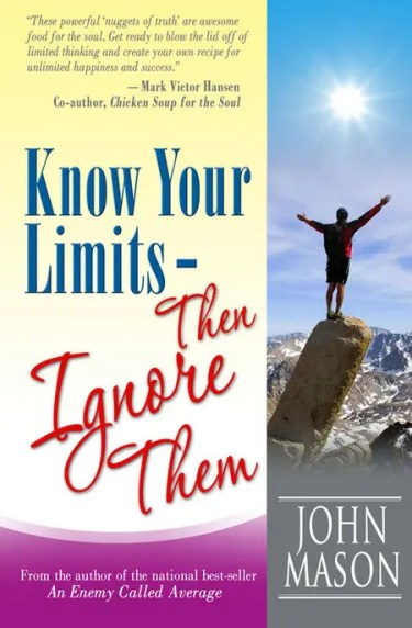 Know Your Limits Front Cover
