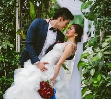 Xian Lim and Kim Chiu Wedding photo by   www.anthonycophotography.com