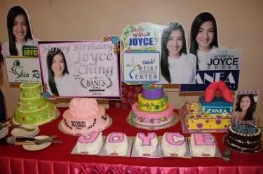 Joyces Birthday Cakes