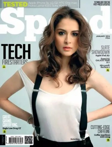 Marian Rivera Speed