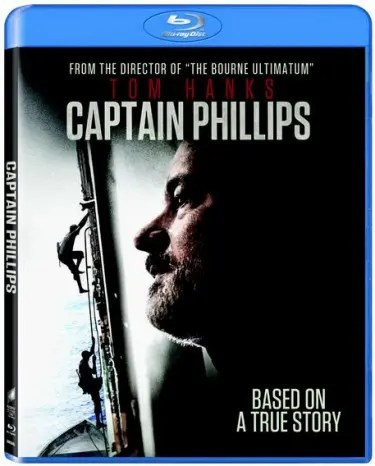 """Captain Phillips"" DVD, P750"