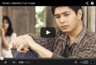 Ikaw Lamang trailer