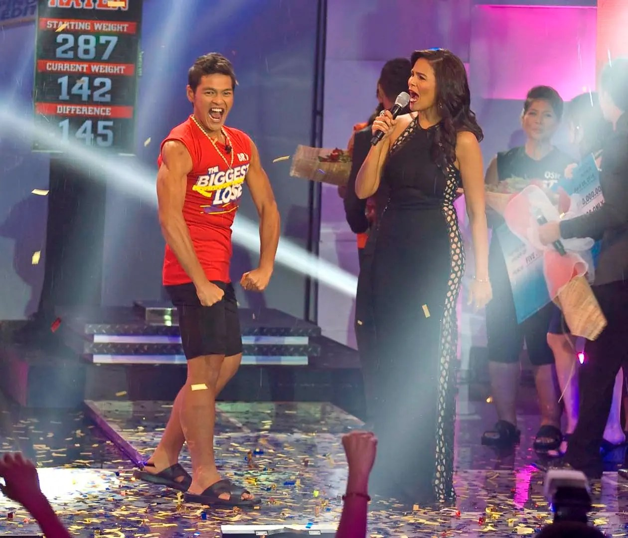 chair gym weight loss ki design bryan castillo lost more than half of initial weight, wins pinoy biggest loser | starmometer